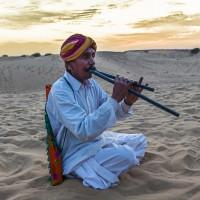 Viaggio in India Beduino