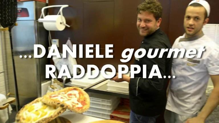 Daniele gourmet. Il 25 settembre si apre ad Avellino, ecco il divertente spot!