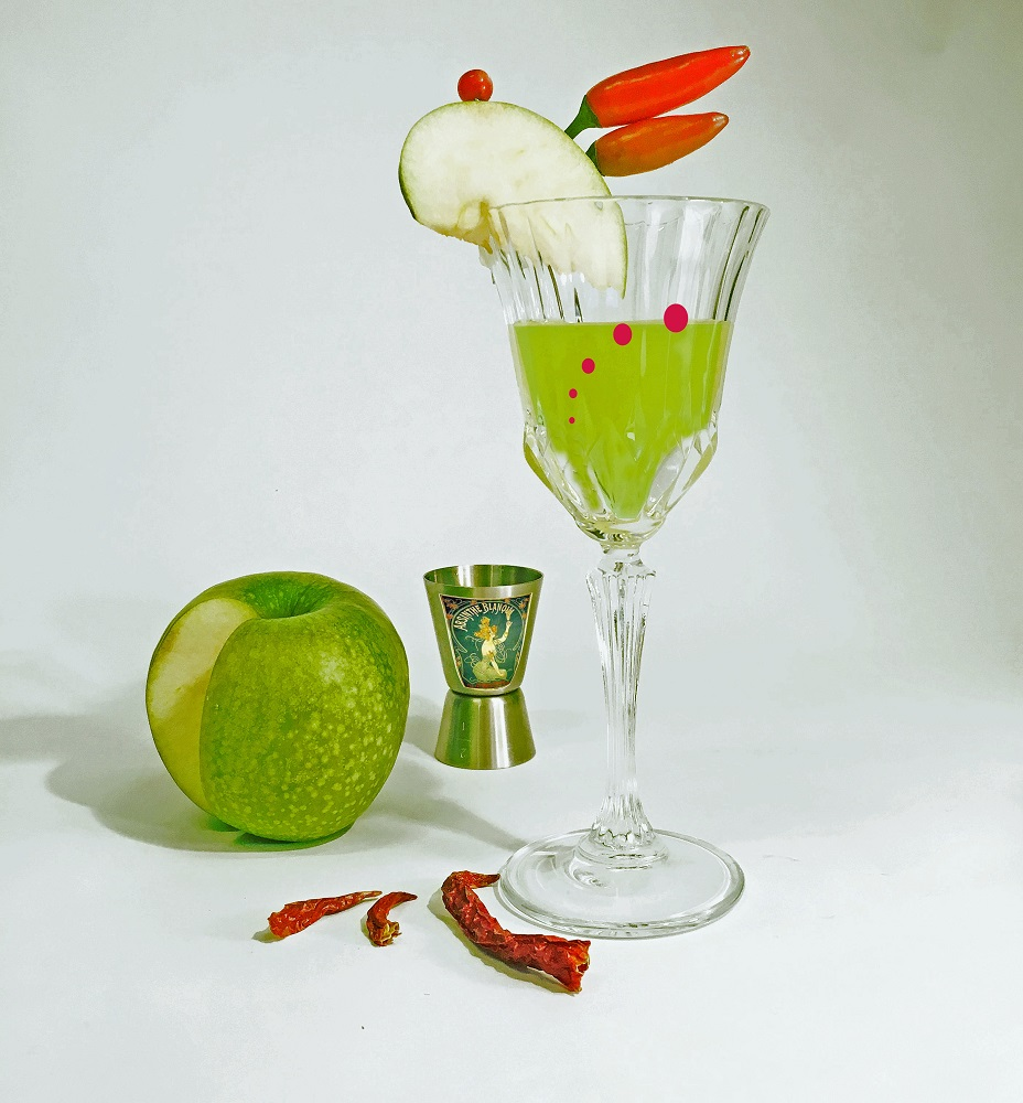 Arecous Green MCM Cocktail anti-suocera FOTO 1