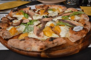 50 Top Pizza nella Grande Mela. Sette stili di pizza per cinque continenti