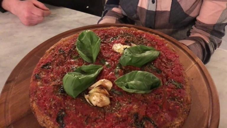 """Pane&Rosmarino, puntata n°1. """"La pizza integrale fatta in casa"""""""