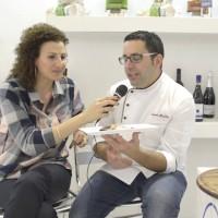 Daniele Gourmet a Tutto Pizza. Goloso esperimento firmato dallo chef Nando Melileo