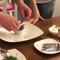 "Pane & Rosmarino n°5. ""Il tortino di alici e ricotta di bufala"""