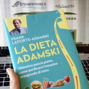 "LIBRI. ""La dieta Adamski"" di Frank Laporte Adamski"