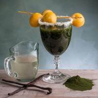 26 - Succo di cocco e clorella