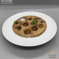 Fata Resurgo  Il piatto dello chef Angelo Borghese in nome dei nostri Parchi distrutti