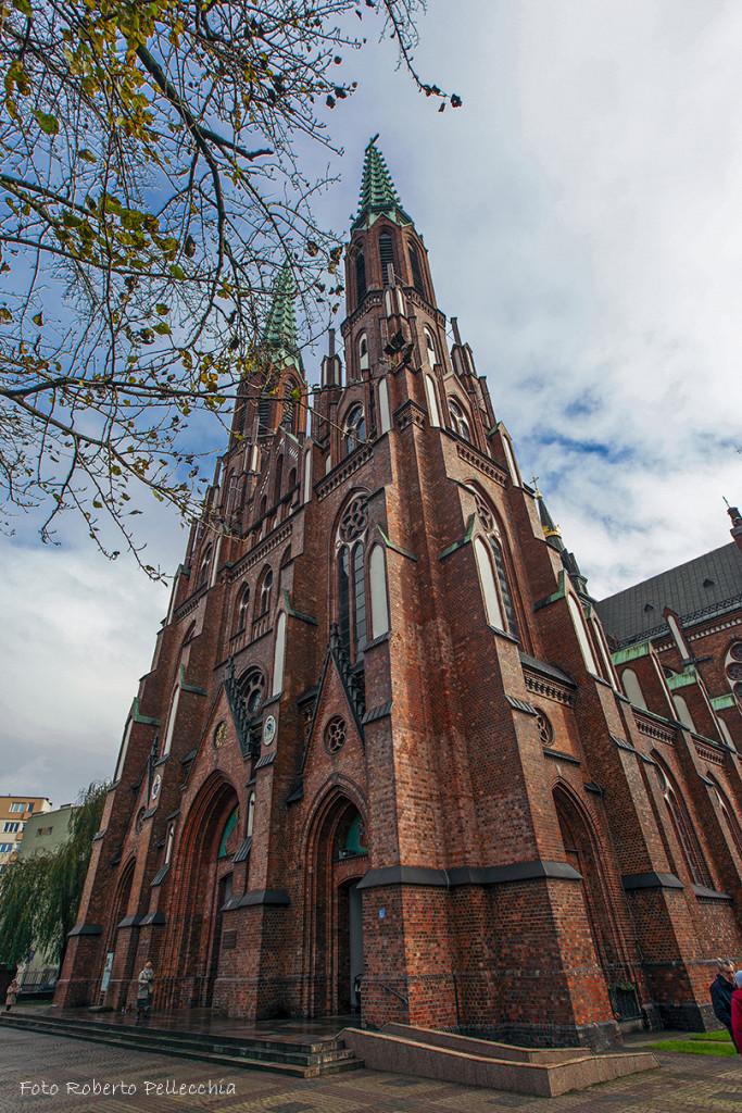 Fb21 Varsavia cattedrale di San Michele e Floriano