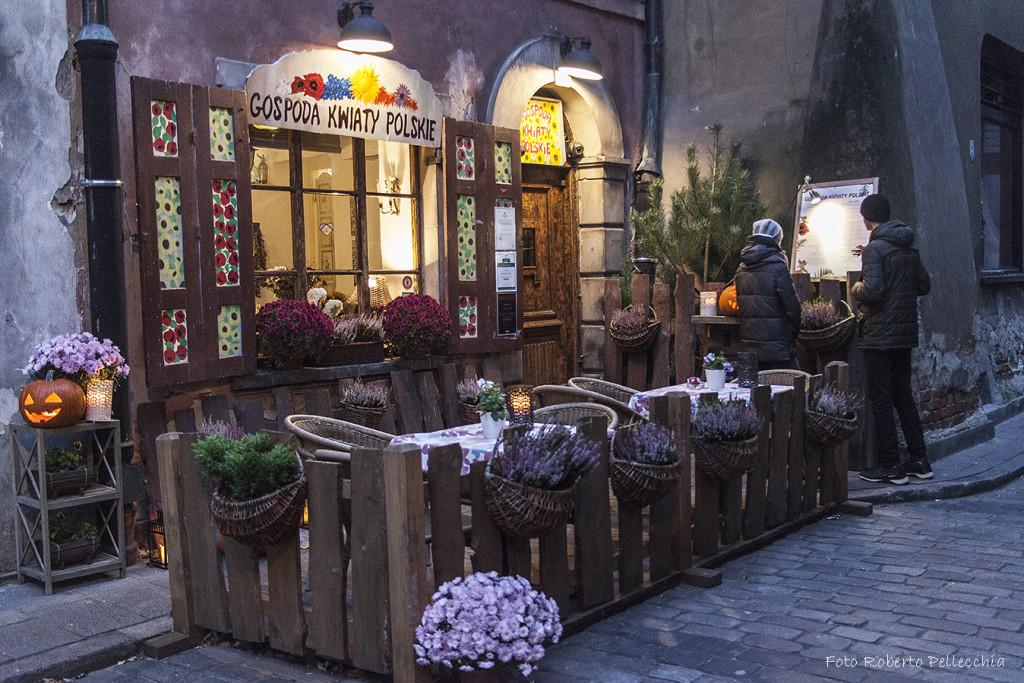 Fb7 Varsavia Gospoda Kwiaty ristorante