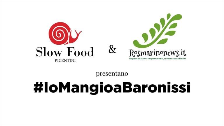 #IoMangioaBaronissi e tu?