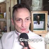 BIANCO TANAGRO. Il sesto Premio Carciofo d'Oro al pasticciere Giuseppe Manilia