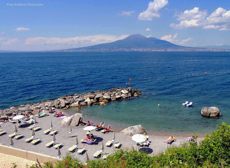 Rosmarinonews.it - Al mare lungo la Costa di Sorrento. 10 spiagge da ...