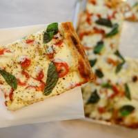 Pizza in teglia - Rodolfo Sorbillo