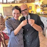 Pamela Viggiano e Francesco Maiorano - Trattoria San Francisco